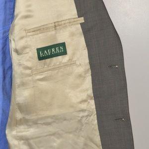 Ralph Lauren Suits & Blazers - Ralph Lauren 42L Sport Coat Blazer Suit Jacket Dar